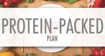 PROTEIN-PACKED PLAN 10 MEALS